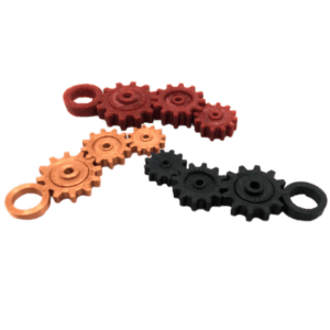 3D Printed Cogs