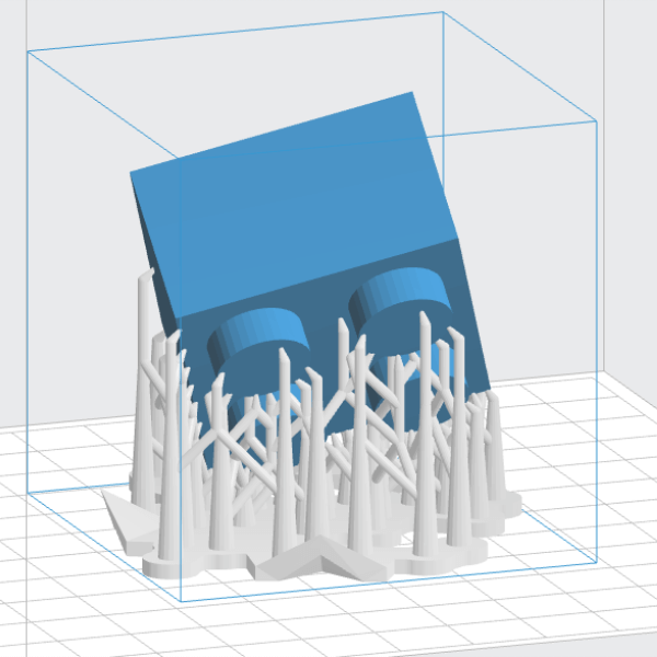 3D Printed Supports (wiki source)